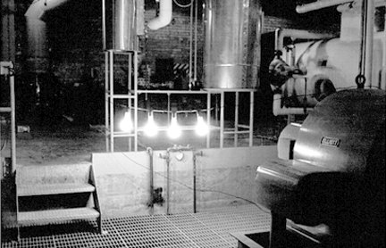 first reactor to supply electricity